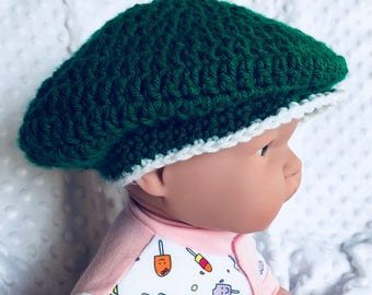 Irish Golf Cap/Donegal Cap, St. Patrick's Day Hat