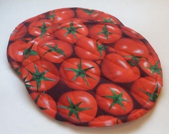 Tomato Potholders/Hotpads