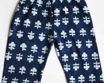Children's Pants - Indigo