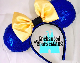 Dory Ears Finding Nemo Ears Finding Dory Ears Custom Minnie Ears