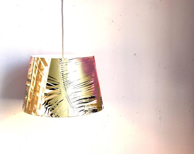 Modern City Pendant Lamp - Large