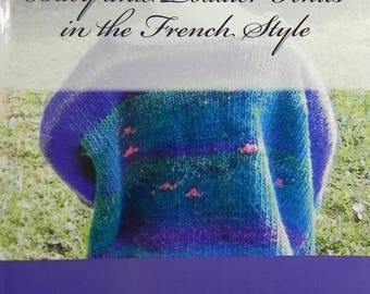 Baby and Toddler Knits in the French Style (book, softcover) by Lucinda Segneri