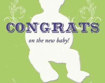 Congrats on new baby!!