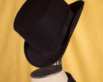 Silk Grosgrain Top Hats