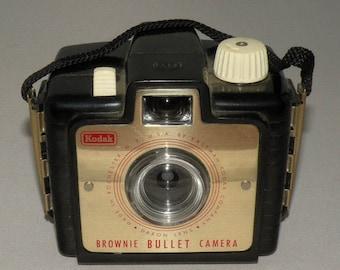 1957 Brownie Bullet Camera
