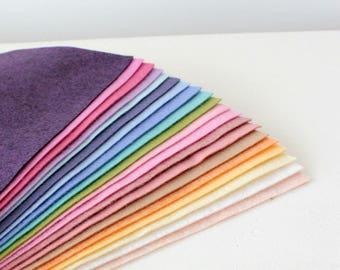My Faves - Merino Wool Blend Felt 20 6x9 Sheets