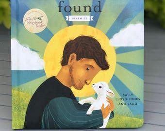 Signed book - Found - by Sally Lloyd Jones