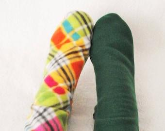 Women's Fleece Socks, Soft Sox, Novelty Socks, Gift for Friends, Warm Bed Socks, Fleece Socks,  Gift for Mom, Gifts for Women, Warm Footwear