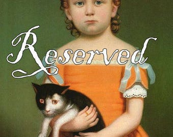RESERVED for Shmee She Had a Big Heart
