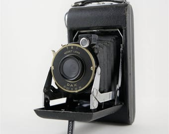 1940's Kodak Vigilant Junior Six-20 Camera