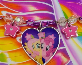 My Lil Pony Necklace