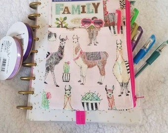 Llama Planner pouch accessory holder