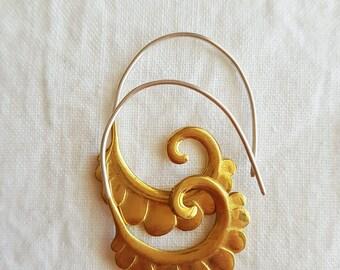 Petal Earrings