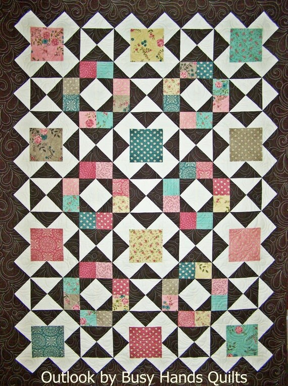 Ready to Ship Outlook Lap Quilt Old Fashioned Lap Quilt : old fashioned quilts for sale - Adamdwight.com