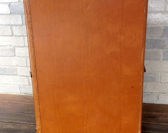 "Samsonite Wardrobe Suitcase Shwayder Trunk Large 29"" Travel Case Luggage"
