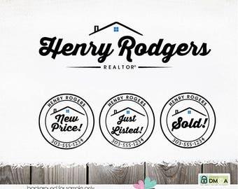 realtor logos estate logo design realtor logo realtor branding broker logos real estate branding realty logo real estate broker