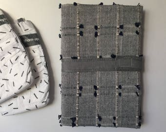 Baby change mat, nappy wallet
