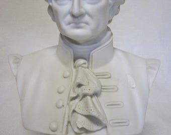Porcelain Bust, Goethe