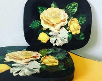 Kitsch Rose Place Mats