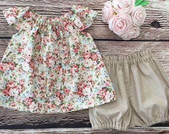 Seaside Shorts Set