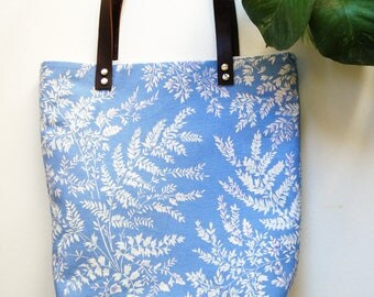 Summer Tote Bag, Womens Bag, Boho Bag, Everyday Tote Bag with Pockets, Gift for Women, Bohemian Tote Bag, Floral Tote Bag, Floral Boho Tote