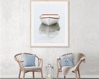 Vertical Wall Decor nautical boat photography large vertical wall art coastal