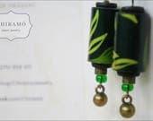 Mesteshukar - Recycled Paper Earrings