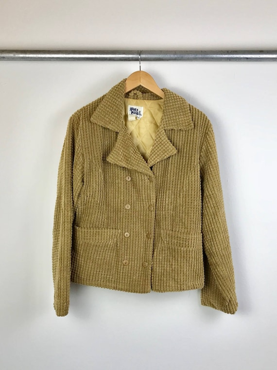 Vintage Toes on the Nose Men's Corduroy Jacket Medium