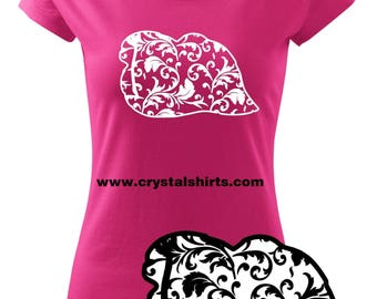 Pekingese silhouette T-shirt
