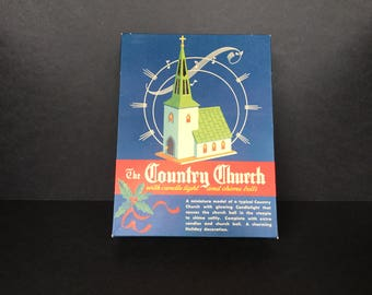 Country Church With Ringing Bell - Sweden