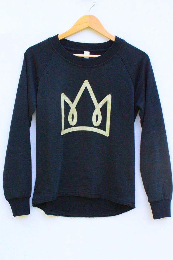 Crown Sweatshirt Pullover