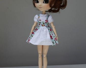 Poppies dress   Pullip Obitsu by Atlier Milabrocc