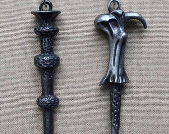 Key-ring Wands