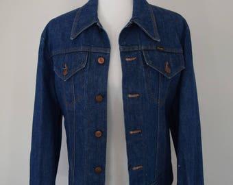 1970's Wrangler Denim Jacket