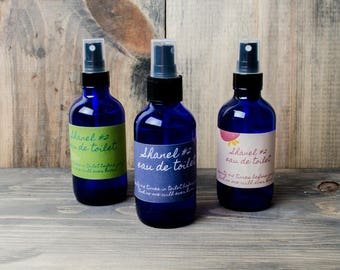 Bathroom Spray - Air Freshener - Essential Oils Blend - Natural Poo Spray - Room Spray - Before You Poo Spray - Poo Spray - CIJ