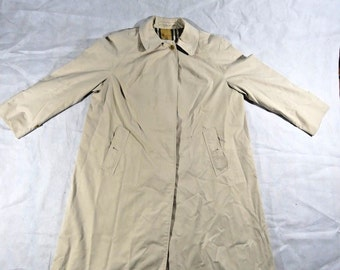 Vintage Burberry Trench/Mac