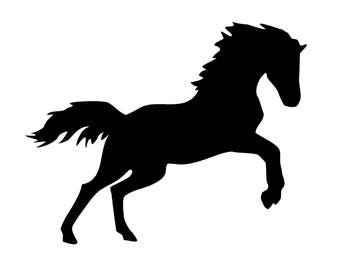 Horse vector - SVG and PNG Digital Download - horse vector graphic - digital download horse graphic