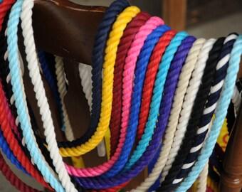 Nautical Wedding - Tied The Knot - Wedding Rope - Wedding Ceremony Rope - Nautical Ceremony - (per foot listing)