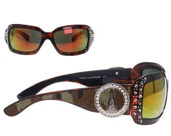 Camo print Oilfield Sunglasses