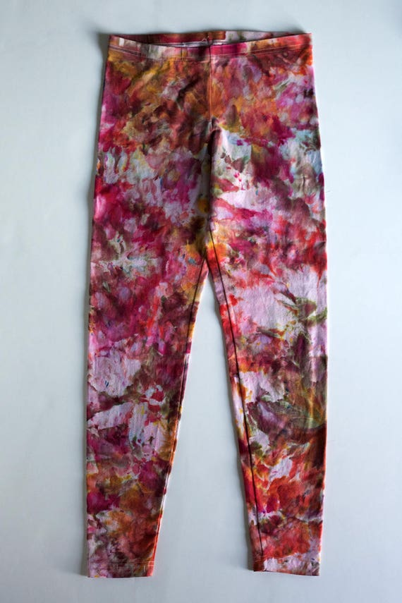 XL Floral Leggings