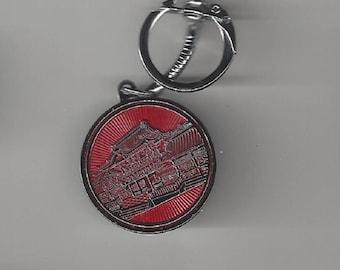 Forbidden City Key Chain