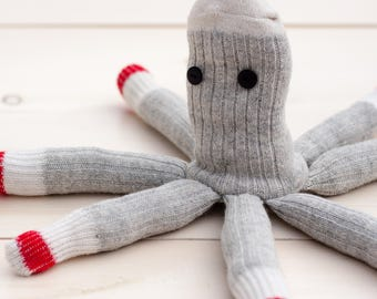 Socktopus Puppet