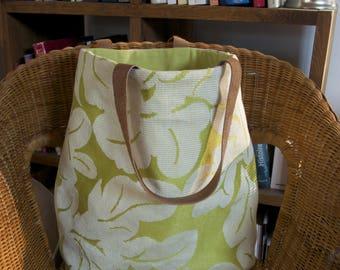 Bag Tote canvas handles