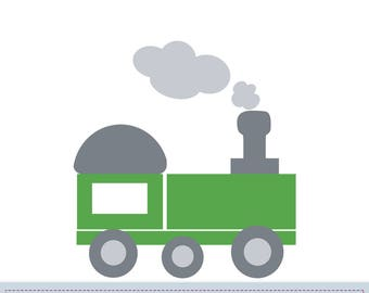 Truck Applique Pattern, Truck Applique Template, Transport, DIY, Children, Instant Download Digital Pattern