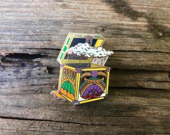 Grateful Dead Inspired Hat Pin - Box of Rain