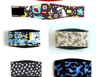 MEDIUM-LONG Male Dog Belly Band, dog diaper, belly bands by trina, dog wrap
