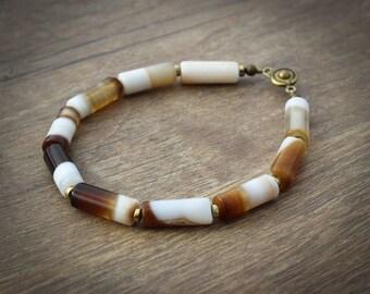 Mens Rustic Bracelet