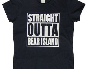 Lady Mormont Bear Island Inspired T Shirt Top Women's Ladies ~ Game of Thrones Inspired