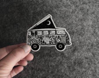 Vw Sticker Etsy