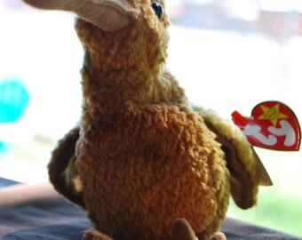 Beanie Baby Original - Beak the Hummingbird